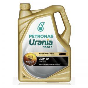 PETRONAS URANIA 5000 E 10W-40