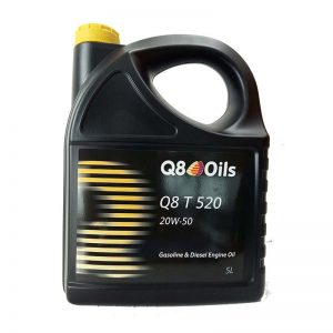 Q8 T 520 20W 50