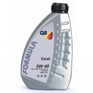 q8 excel 5w 40